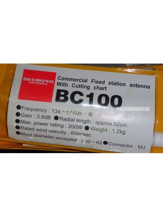 Antena Diamond BC-100