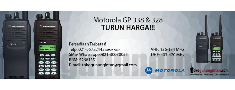 Motorola GP 338