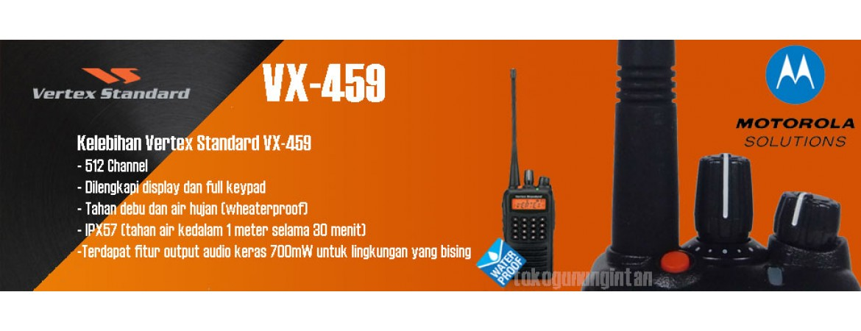 jual ht vertex standard vx-459