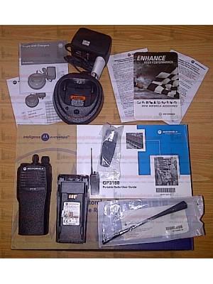 HT Motorola GP3188 UHF