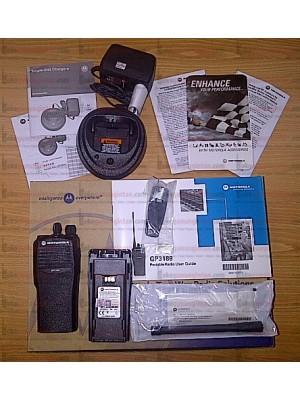 HT Motorola GP3188 VHF