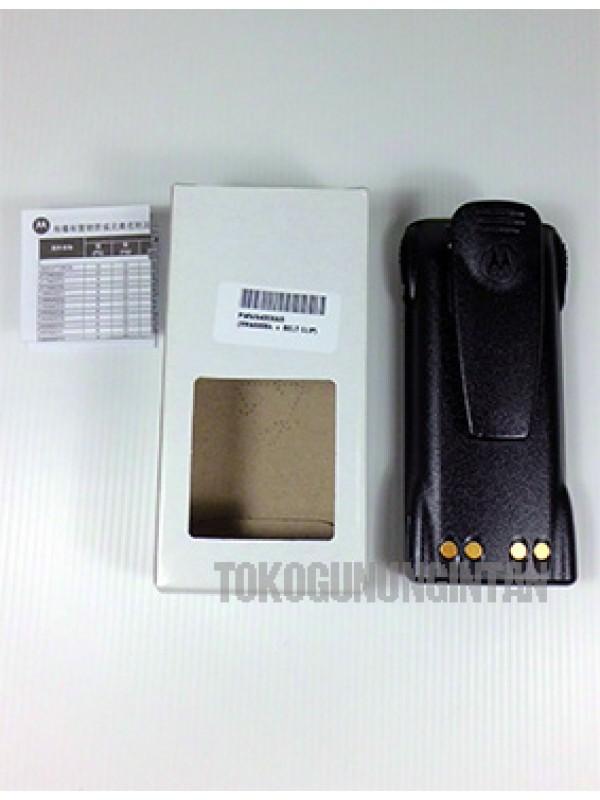 Baterai PMNN4008 (baterai HNN9008+beltclip) untuk Motorola GP328, GP338