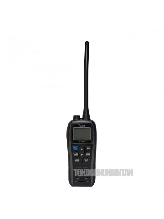 HT Icom IC-M25 marine VHF