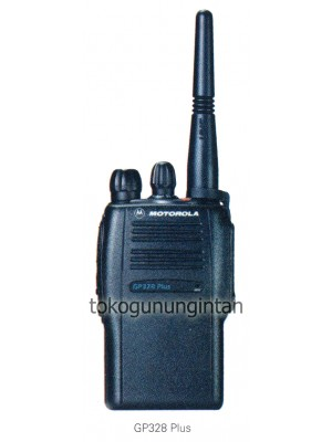HT Motorola GP328 UHF plus