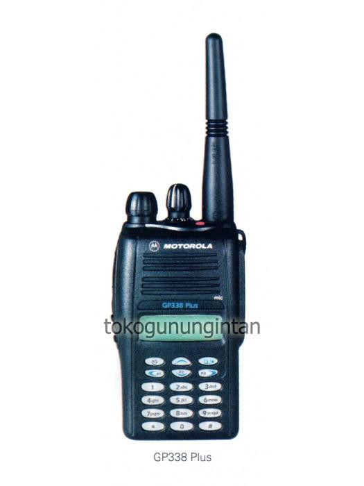HT Motorola GP338 plus VHF