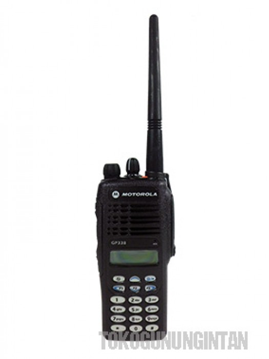 HT Motorola GP 338 VHF is