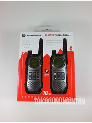 Walky Talky Motorola TLKR T8