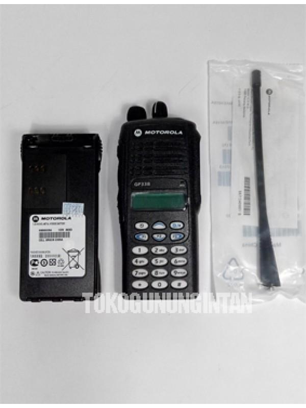 HT Motorola GP338 UHF (403-470MHz)