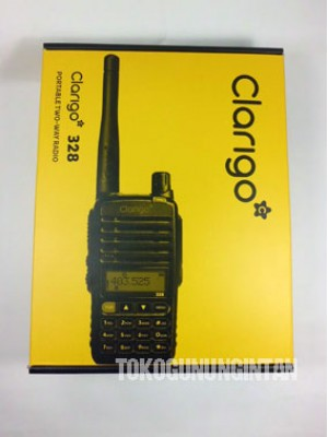 HT Clarigo 328 VHF: 136-174 MHZ