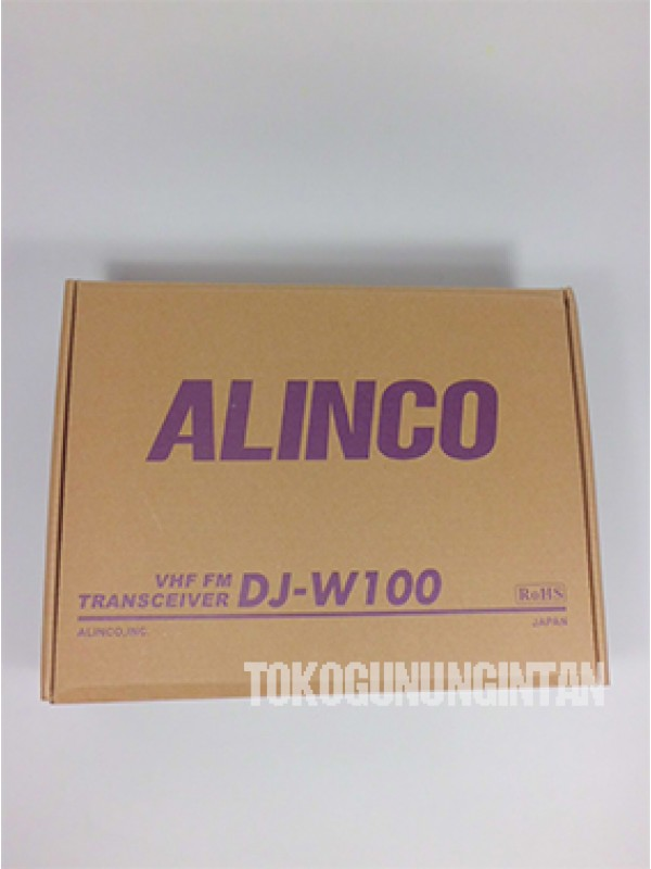 HT Alinco DJ-W100