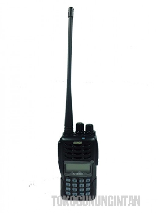 HT Alinco DJ-W500 dualband