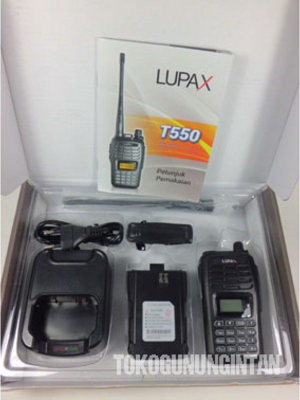HT Lupax T-550