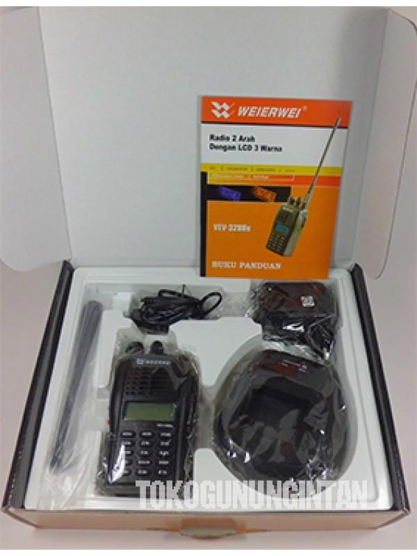 HT Weierwei 3288 UHF350