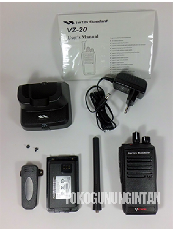 HT Vertex Standard VZ-20 UHF 350