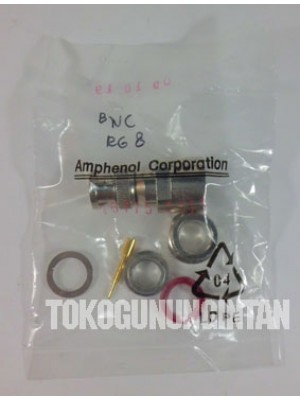 Konektor Amphenol BNC RG8
