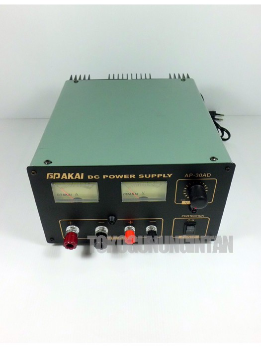 Power supply AP Akai 30A