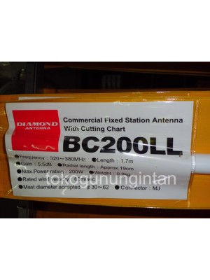 Antena Diamond BC-200LL