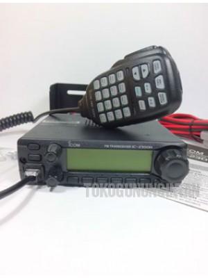 Rig Icom IC-2300H + mic HM 133 keypad
